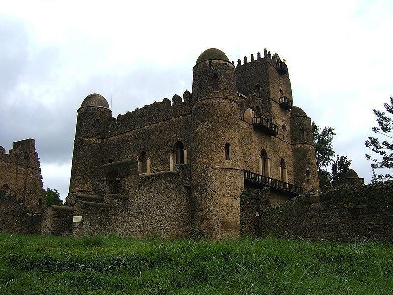 Крепость Фасила