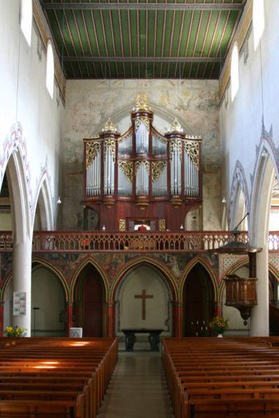 Французская церковь, Берн