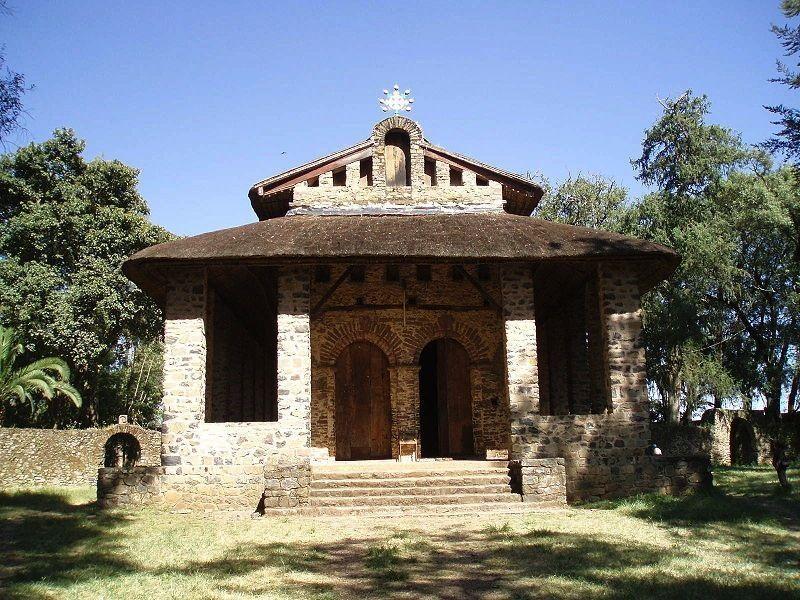 Церковь Дебре Берхан Селассие