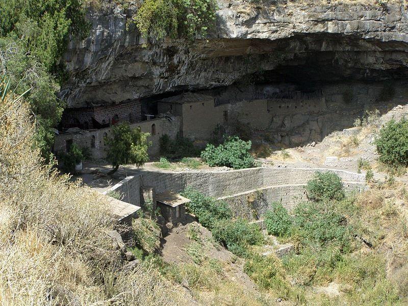 Эфиопский Храм Святого Георгия в Лалибеле