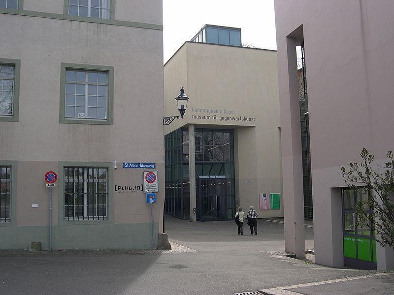 Музей современного искусства, Базель