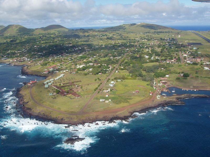 Остров Рапа Нуи