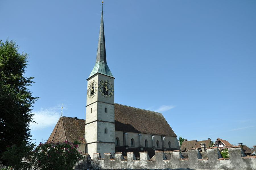 Церковь Св. Освальда