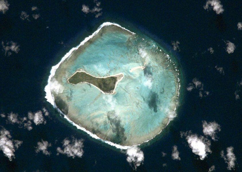 Остров Оэно