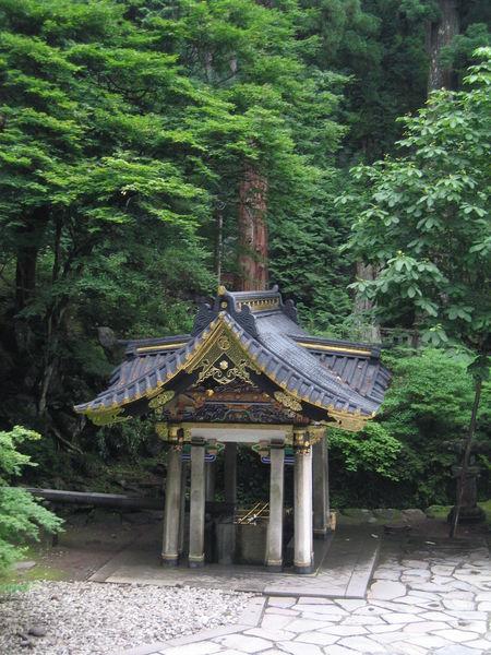 Храмы Никко