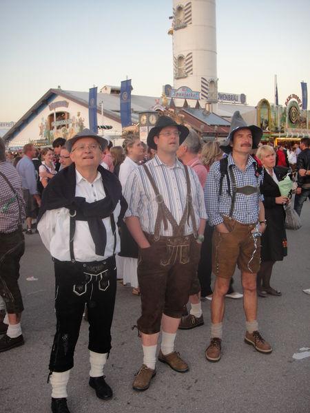 Наш Октоберфест 2012