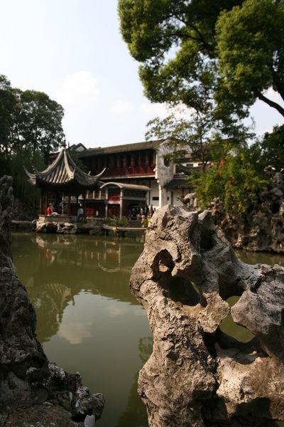 Традиционные сады Сучжоу