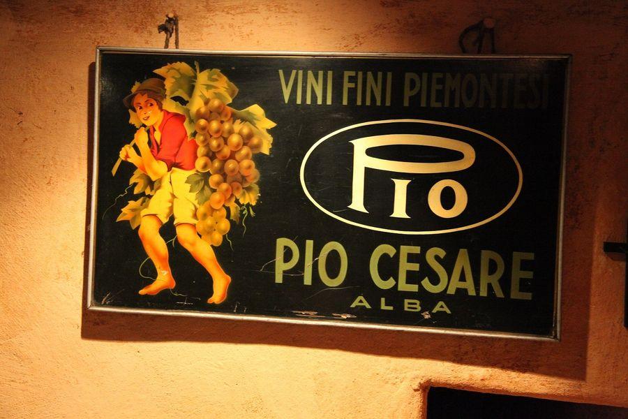 """Экскурсия на винодельню """"Pіo Cesare"""""""