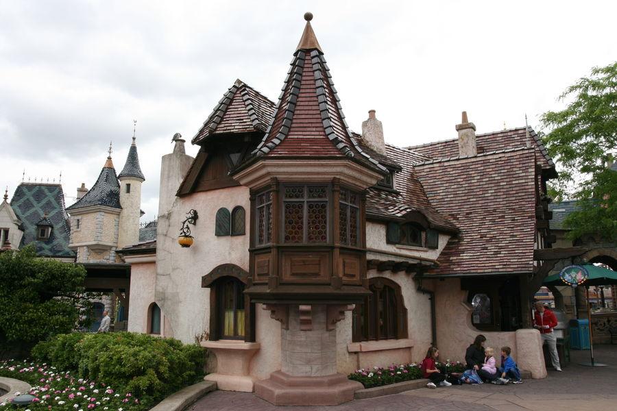 Диснейленд по-французски