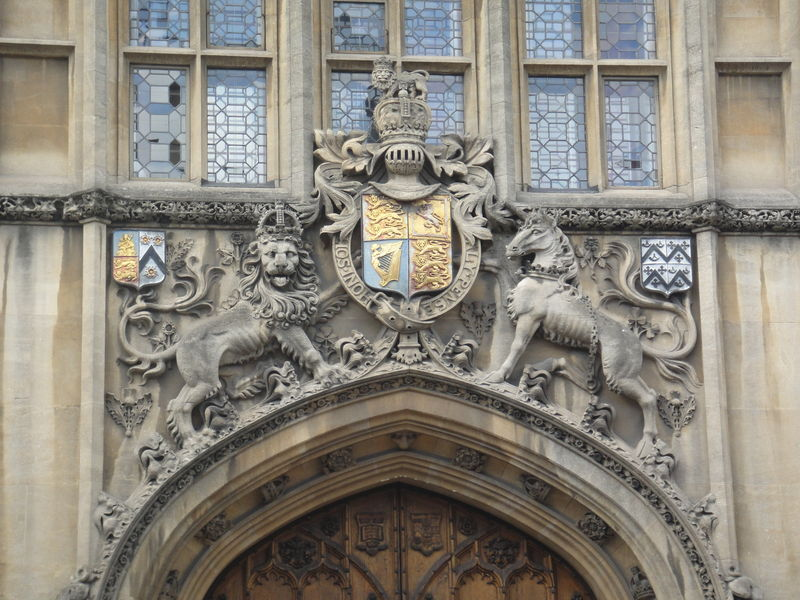 Роскошь Бленхеймского дворца
