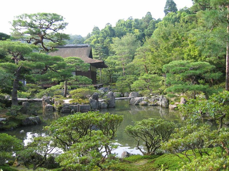 Киото - город мира и спокойствия
