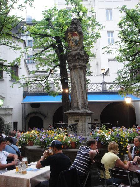 Неделя в Мюнхене