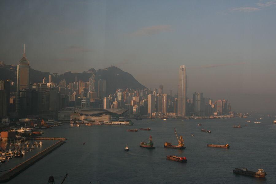 Путевые заметки по Гонконгу