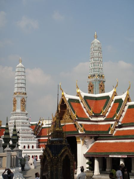 Добро пожаловать в Бангкок