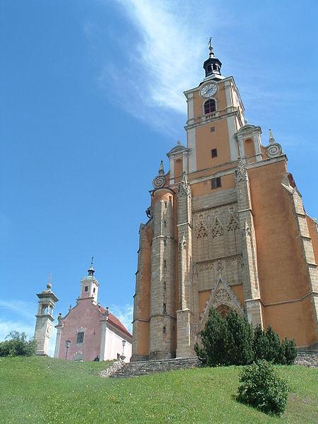 Храм Марии-Лебинг