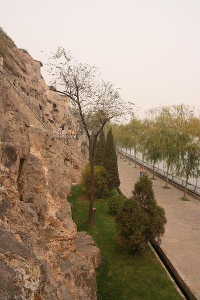 Лунмень и Храм Белой Лошади