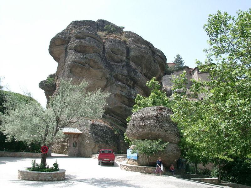 Посещение монастырей Метеоры