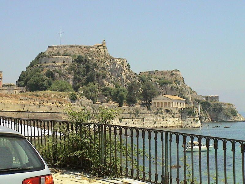 Мое путешествие на остров Корфу