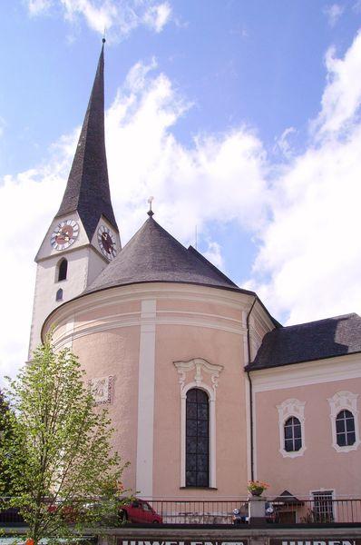 Приходская церковь Св. Николая
