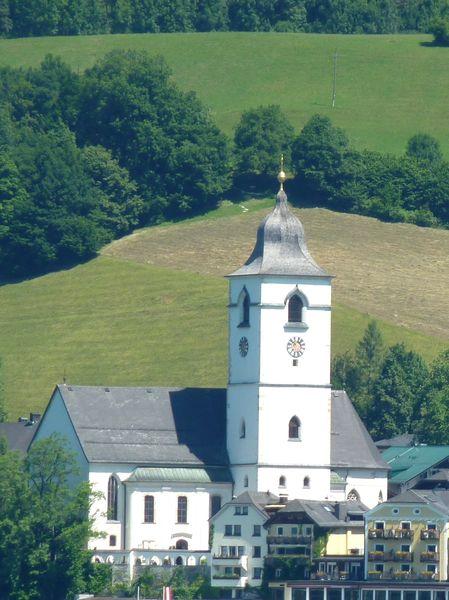 Приходская церковь Св. Вольфганга