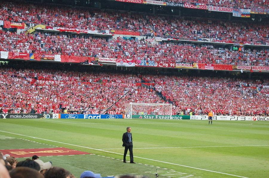 Поездка в Мадрид на финал Лиги Чемпионов
