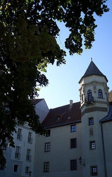 Замок Польхайм