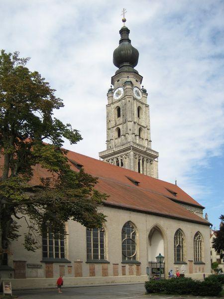 Приходская церковь Святого Стефана