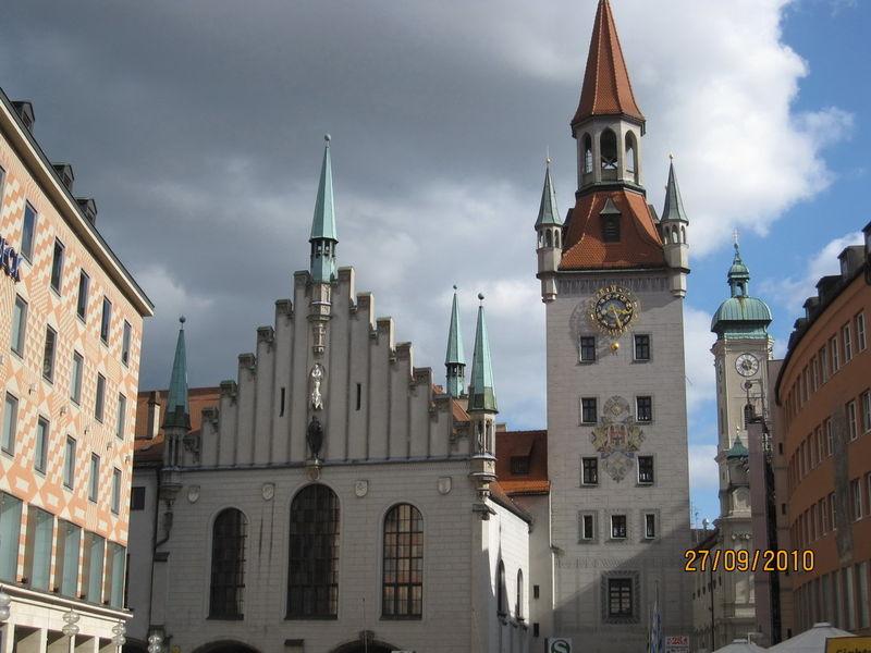 Моя поездка в Мюнхен
