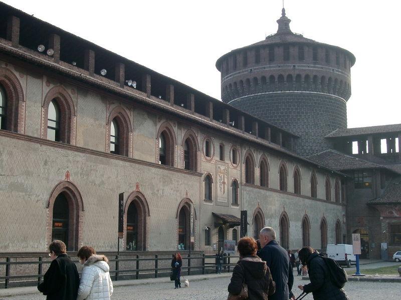 Прогулка по Милану