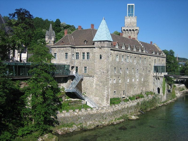 Замок Ротшильд