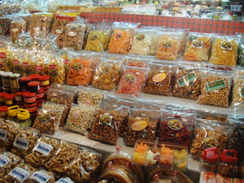 Ночной базар в Чиангмае