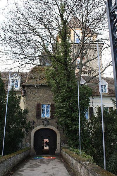 Замок Лиздорф