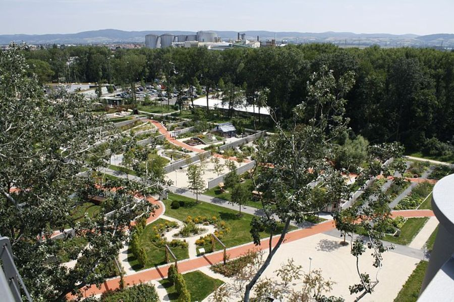 Сад Тульна