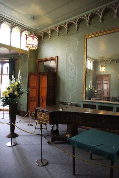 Посещение Королевского павильона в Брайтоне
