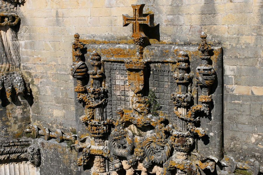 Замок тамплиеров в Томаре
