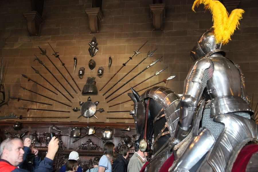 Экскурсия в Уорикский замок