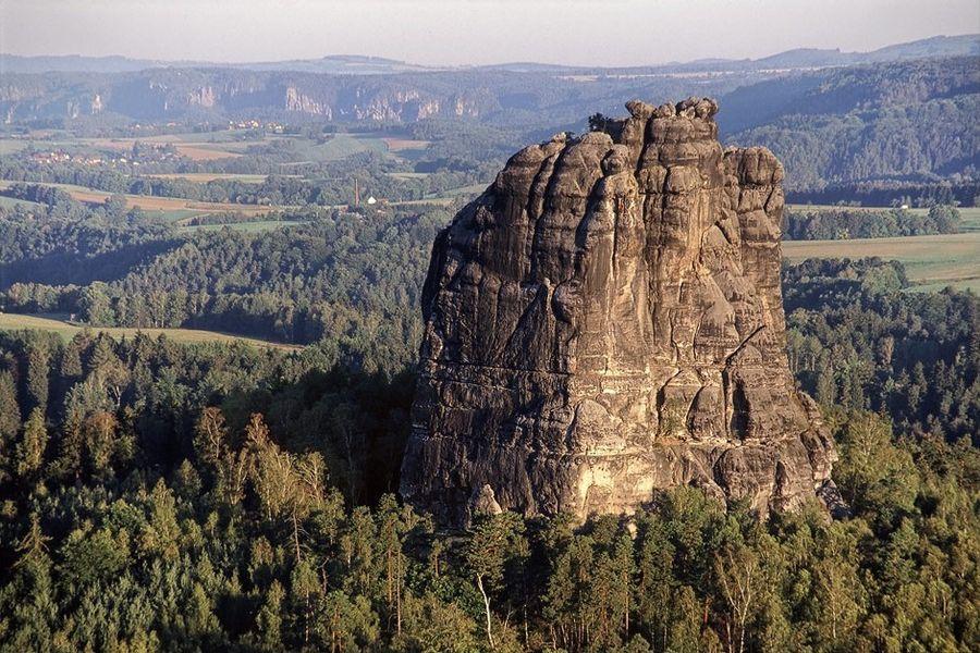 Национальный парк Саксонская Швейцария