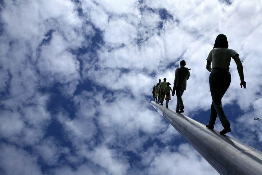 Идущие к небу