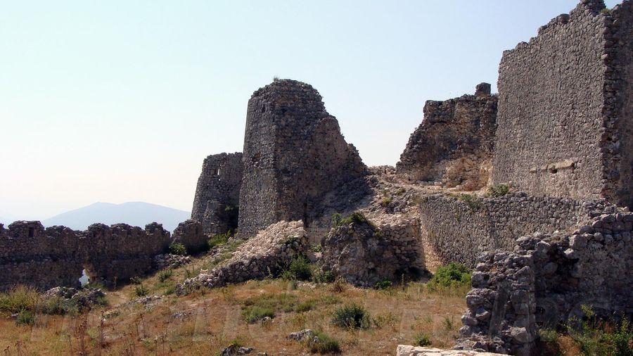 Крепость Херцег Стьепан