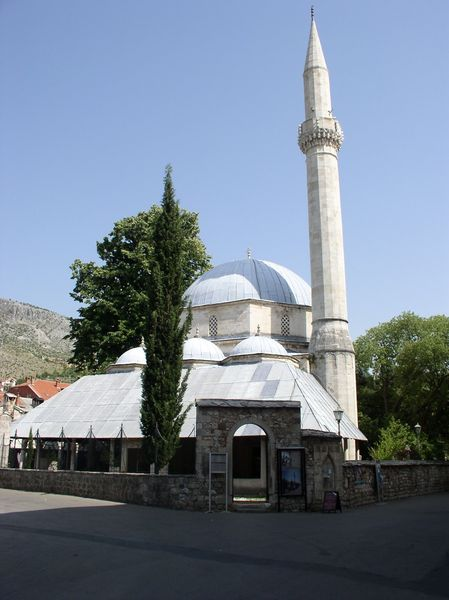 Мечеть Карагёзбека, Мостар