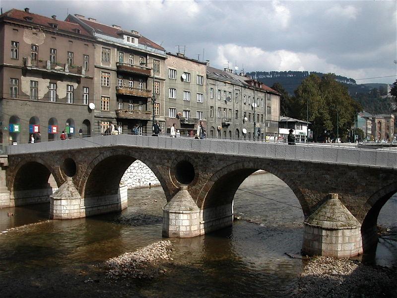 Мост Латинска Чуприя