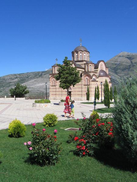 Новая православная церковь, Требине