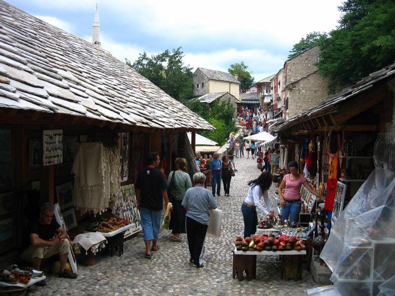 Старый базар, Мостар
