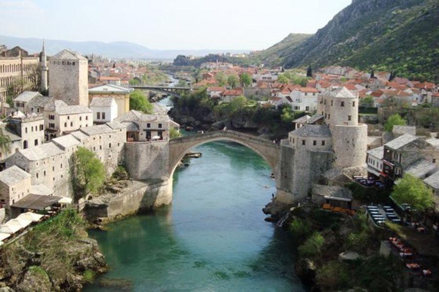 Старый город Мостара
