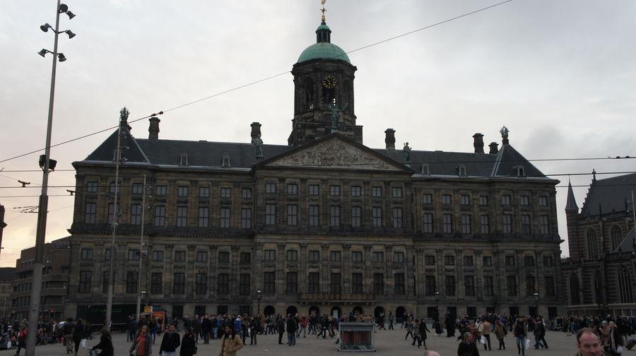 Мой любимый осенний Амстердам