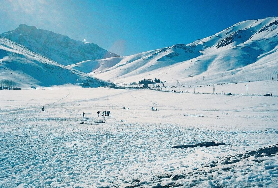 Гора Укаймеден