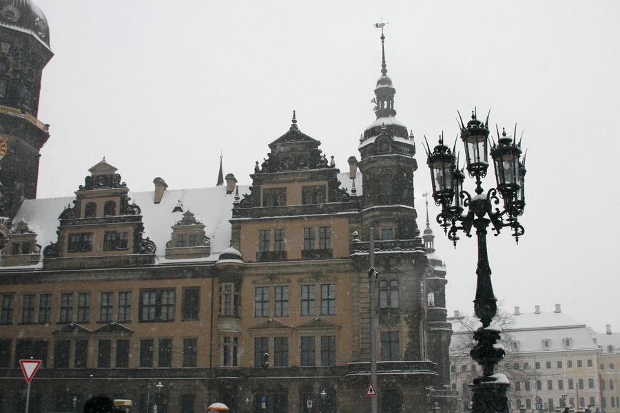 Январский Берлин