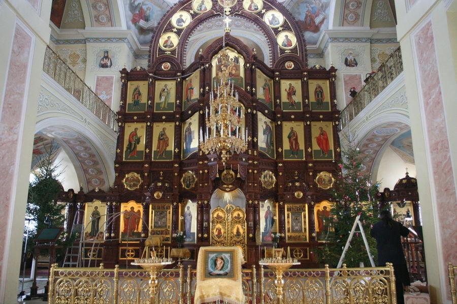 Поездка в Свято-Екатерининский мужской монастырь