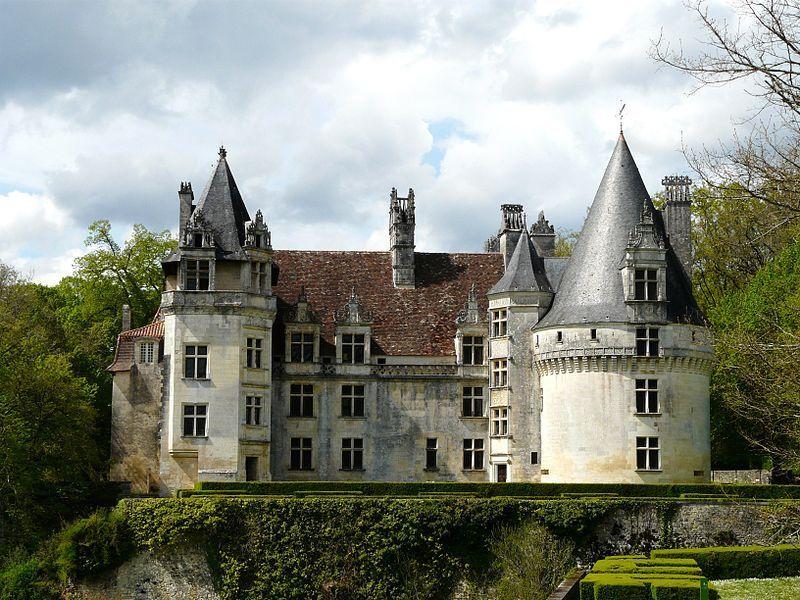 Замок Пюигийем