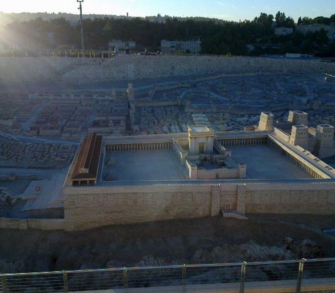 Иерусалим в сентябре